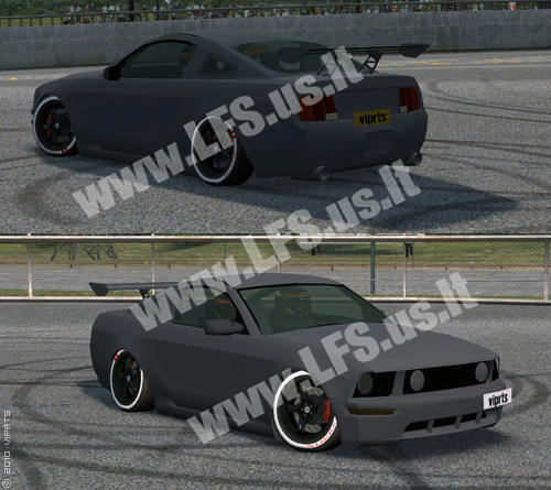 XR - Ford Mustang GT