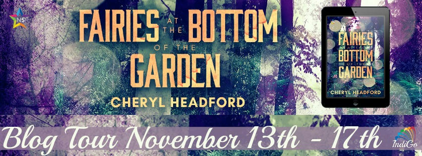 Cheryl Headford - Fairies at the Bottom of the Garden Tour Banner