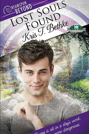 Kris T. Bethke - 02 - Lost Souls Found Cover 1 s