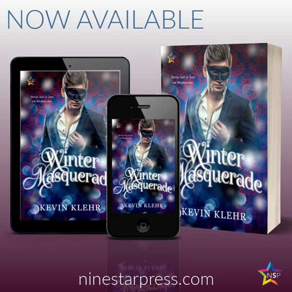 Kevin Klehr - Winter Masquerade Now Available