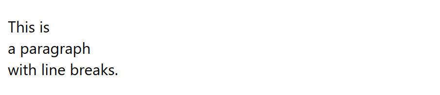 سرفصل ها و پاراگراف ها در html