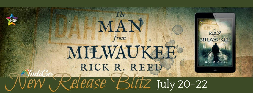 Rick R. Reed - The Man From Milwaukee RB Banner