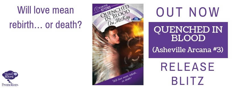 Ari Mckay - Quenched In Blood RBBanner