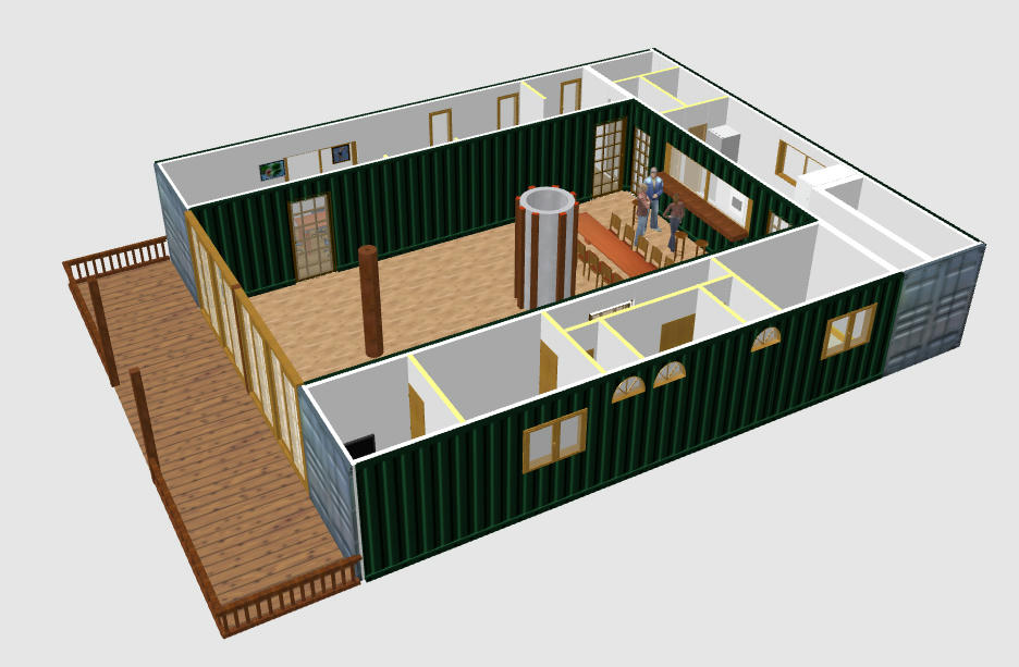sweet home 3d forum   view thread   shipping container