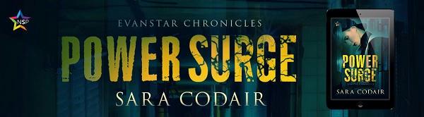 Sara Codair - Power Surge NineStar Banner