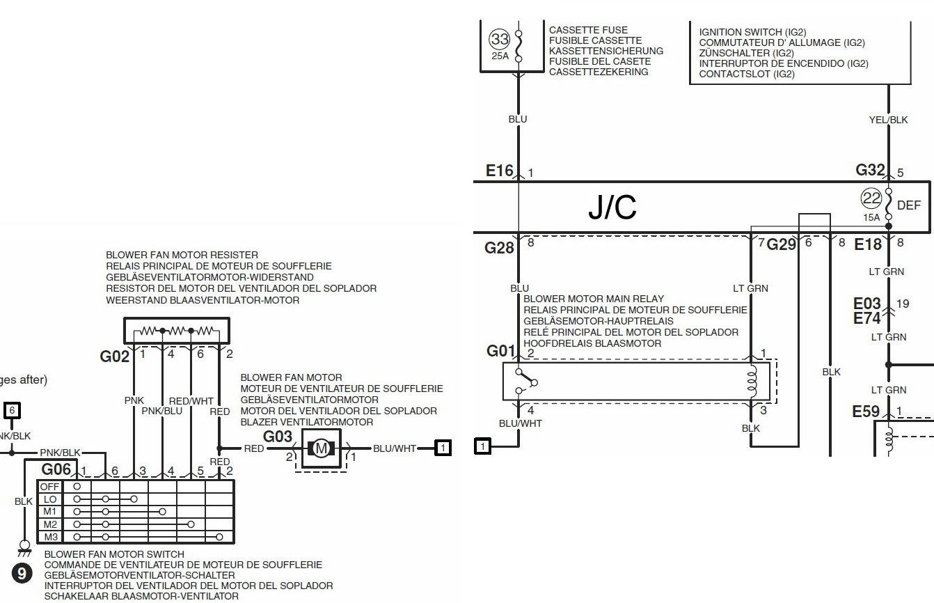 Suzuki Baleno Wiring Diagram Schematic Intruder 1500 Fuse Box Location Page 4 And Schematics 2000
