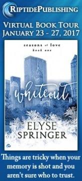 Elyse Springer - Whiteout Badge