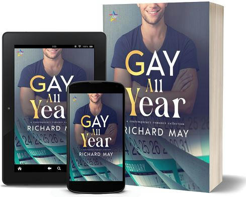 Richard May - Gay All Year 3d Promo 39745rt
