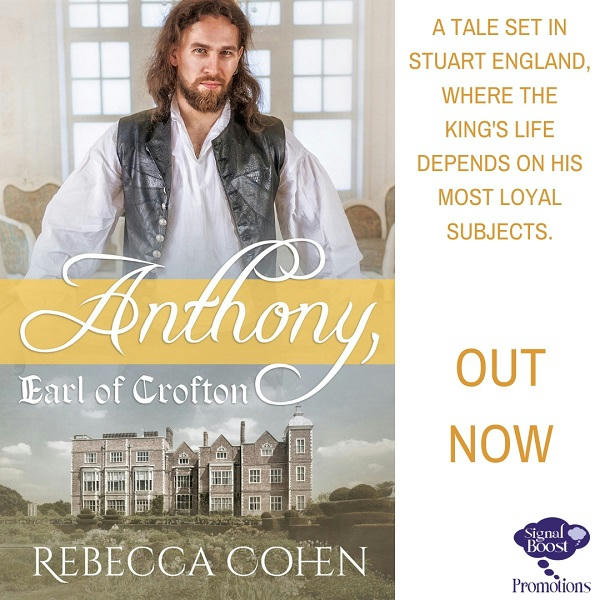 Rebecca Cohen - Anthony, Earl Of Crofton INSTAPROMO-13