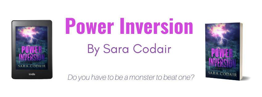 Sara Codair - Power Inversion Banner 1