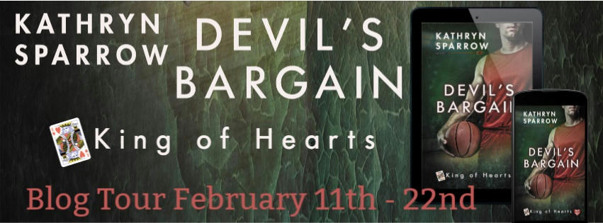 Kathryn Sparrow - Devil's Bargain Tour Banner