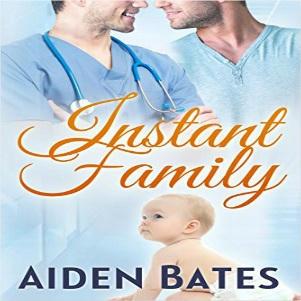 Aiden Bates - Instant Family Square