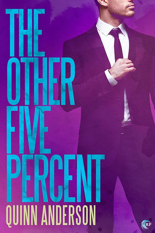 Quinn Anderson - The Other Five Percent Cover
