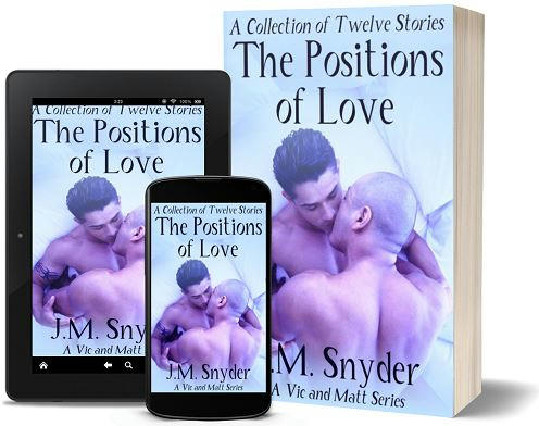 J.M. Snyder - The Positions Of Love Collection 3d Promo