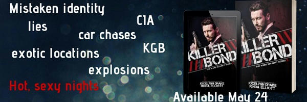 Jocelynn Drake & Rinda Elliott May - Killer Bond Banner