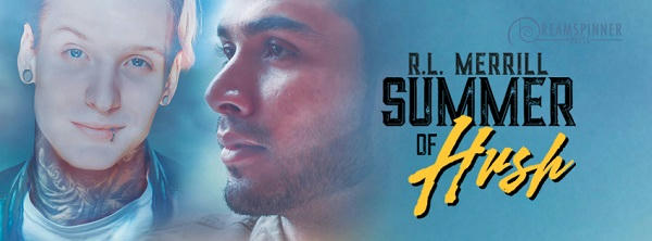 R.L. Merrill - Hush of Summer Banner 1