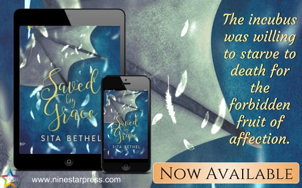 Sita Bethel - Saved by Grace Now Available