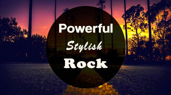 Uplifting Indie Rock & Energetic Upbeat - 10