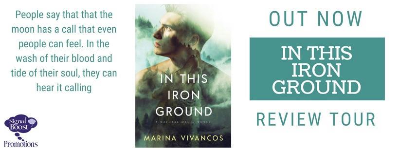 Marina Vivancos - In This Iron Ground RTBanner