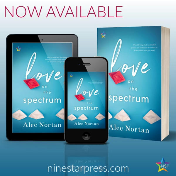 Alec Nortan - Love On The Spectrum Available Now