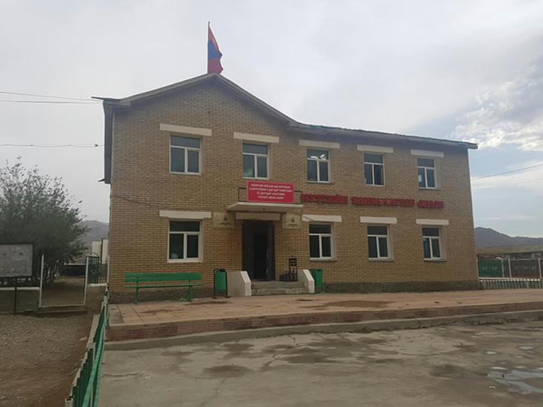 Говь-Алтай аймгийн Халиун сумд нүүдэллэн ажиллав.