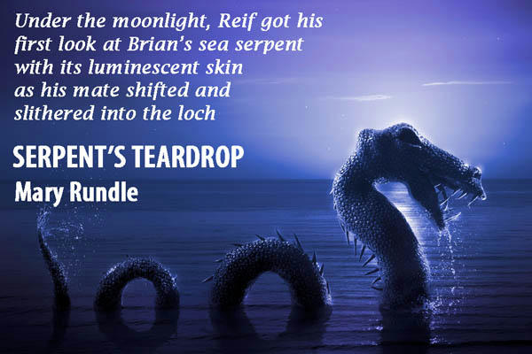 Mary Rundle - Serpent's Teardrop MEME1