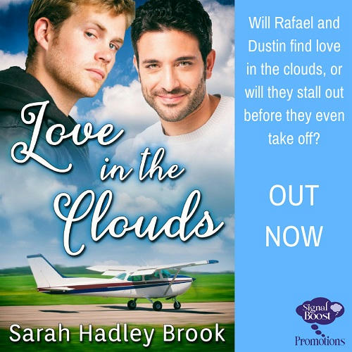 Sarah Hadley Brook - Love In The Clouds IGPromo