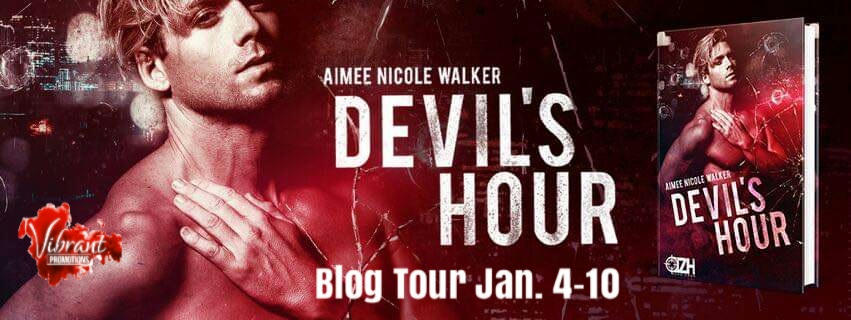 Aimee Nicole Walker - Devil's Hour BT Banner