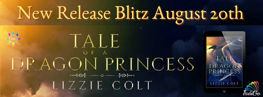 Lizzie Colt - Tale of a Dragon Princess RB Banner