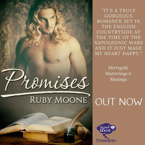 Ruby Moone - Promises Instapromo