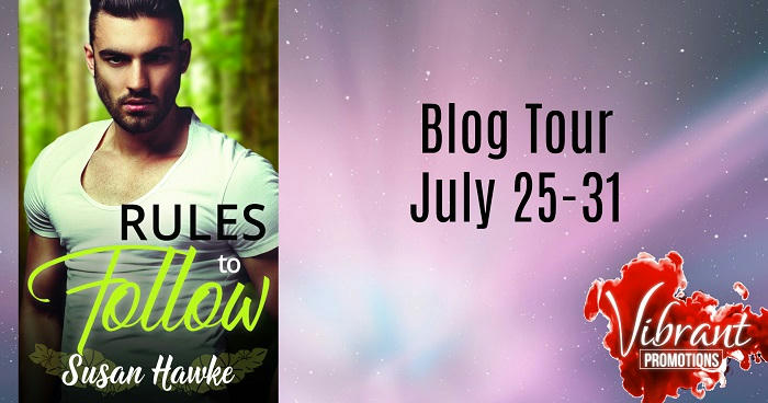 Susan Hawke - Rules to Follow Tour Banner