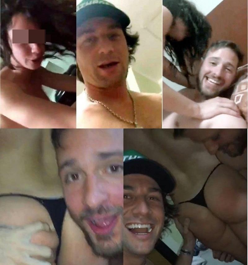 Mechy Rohrer, la promotora del video porno de los pilotos es la única víctima