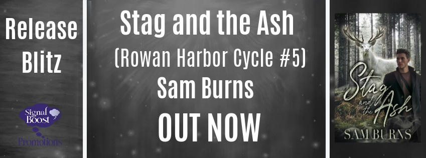 Sam Burns - Stag and the Ash RBBanner