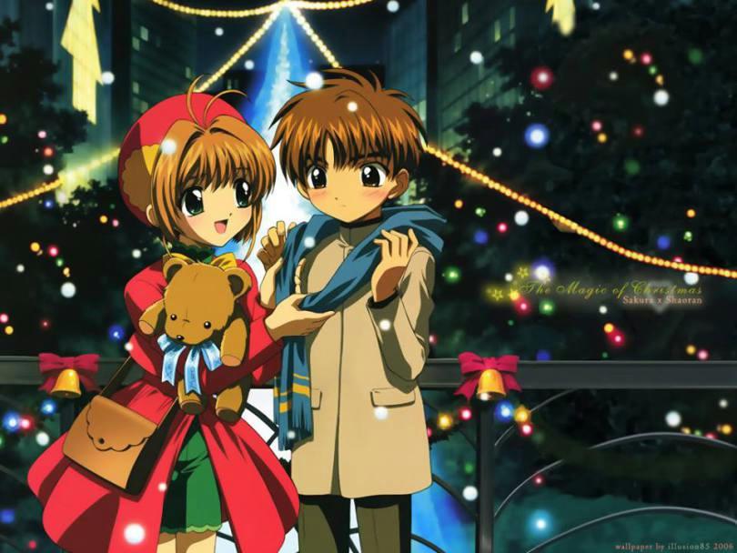 Felicitaciones De Navidad Anime.Opinion La Navidad En El Anime Asia Stage