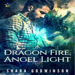 Shara Godwinson - Dragon Fire, Angel Light Square
