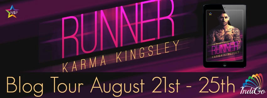 Karma Kingsley - Runner BT Banner