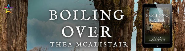 Thea McAlistair - Boiling Over NineStar Banner