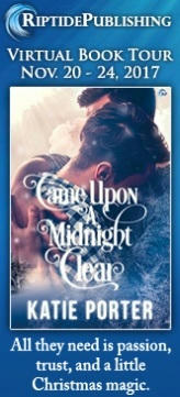 Katie Porter - Came Upon a Midnight Clear TourBadges