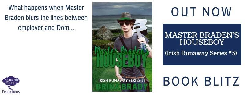 Brina Brady - Master Braden's Houseboy BBBanner