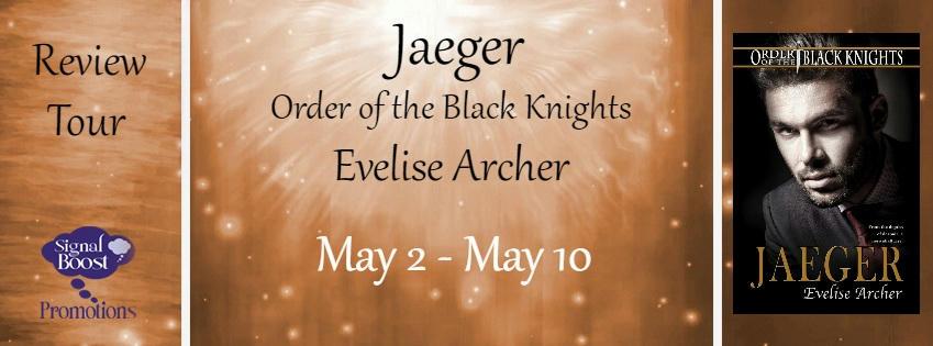 Evelise Archer - Jaeger RT Banner