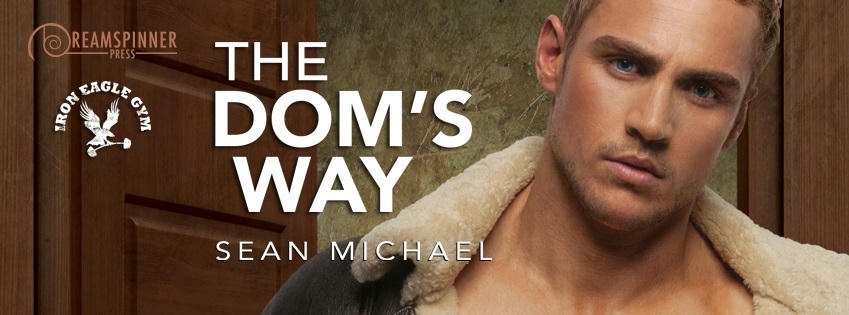 Sean Michael - The Dom's Way Banner