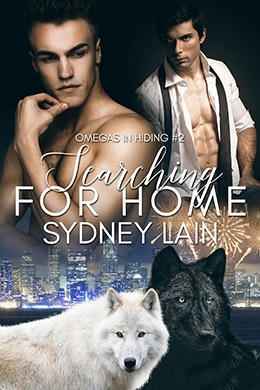 Sydney Lain - Searching for Home Cover