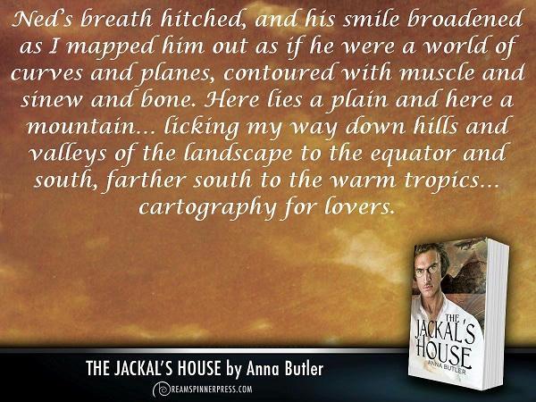 Anna Butler - The Jackal's House Meme2CartographyR s