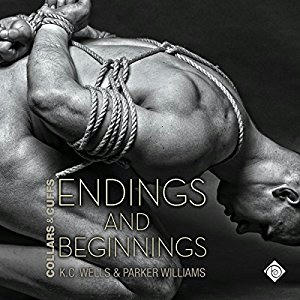 K.C. Wells & Parker Williams - Endings and Beginnings Cover Audio