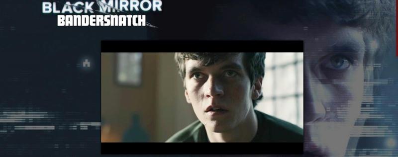 El perturbador mundo de Black Mirror: Bandersnatch, el film interactivo de Netflix