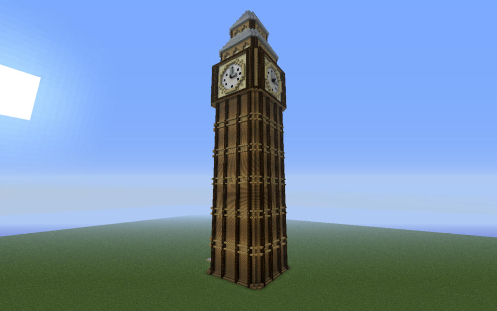 The Bigben Clock Tower Screenshots Show Your Creation