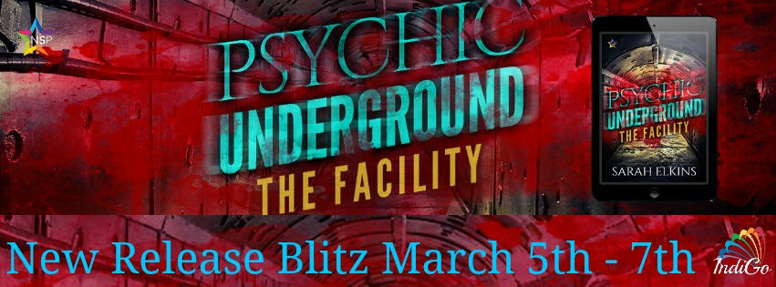 Sarah Elkins - The Facility Psychic Underground RB Banner