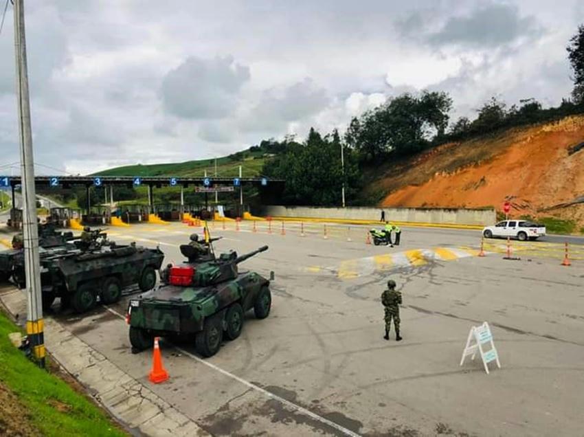 Nada aplaca la indignación en Colombia contra gobierno Duque