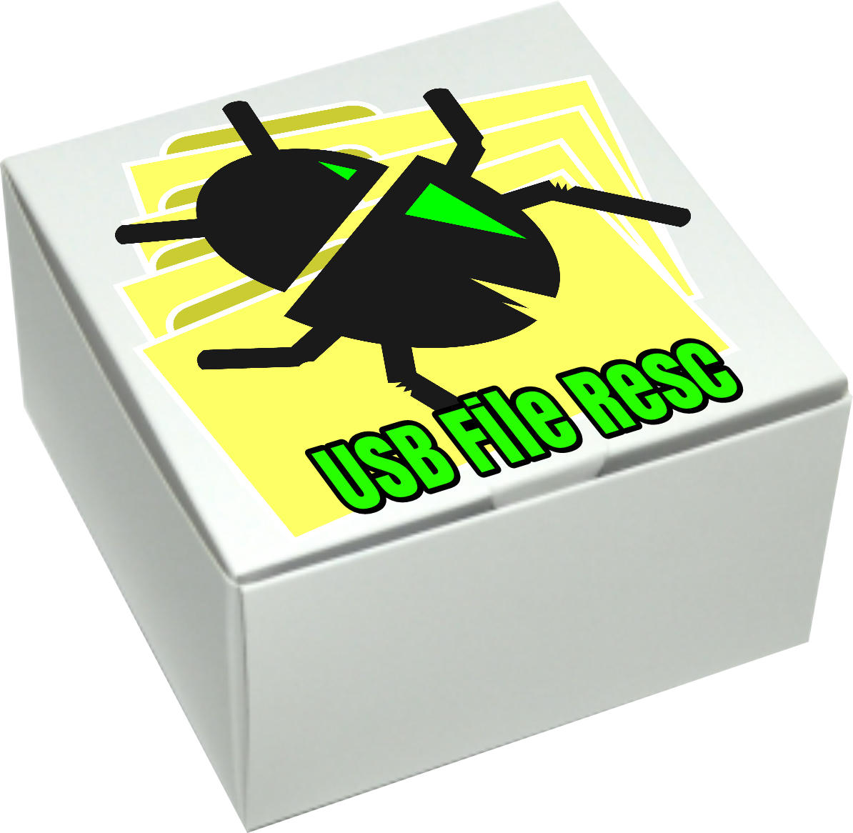 USB File Resc Logo Caja