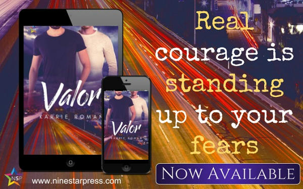 Karrie Roman - Valor Now Available